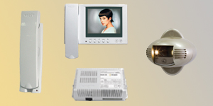 410-460-12 INDIVIDUAL VIDEO DOORPHONE SET